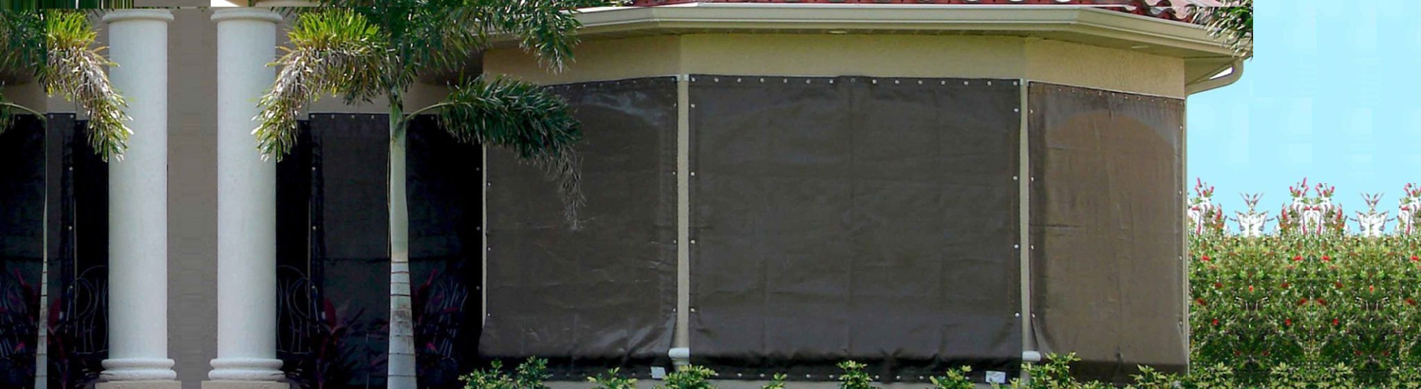 Hurricane Fabric, Storm Fabric, Shade and Shutter Systems