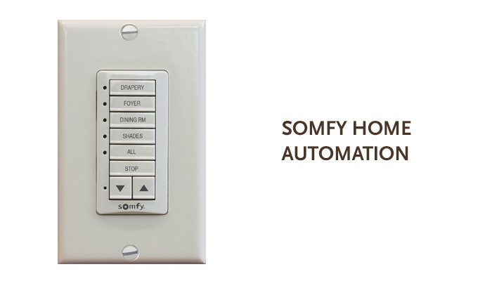 Somfy Deco-Flex 5 Remote Wall Switch, Cape Cod Retractable Awnings, Cape Cod Retractable, Awnings, Shade and Shutter Systems, SunSetter, Sun Setter, Deck Awning, Porch Awning