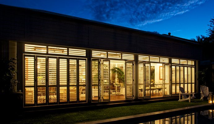 Plantation Shutters by Shade and Shutter Systems