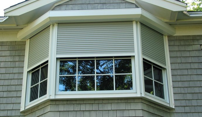 Rolling Shutters Shade And Shutter Systems Inc