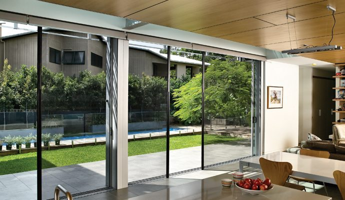 Shade shutter systems inc weather protection for Retractable deck screens