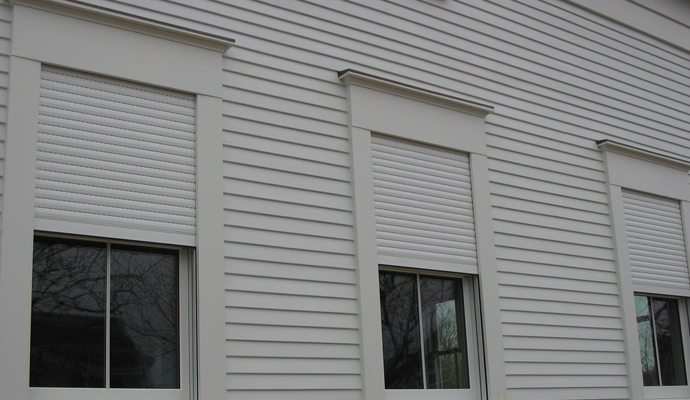 Shade And Shutter Systems Rolling Shutters Puerto Rico San Juan