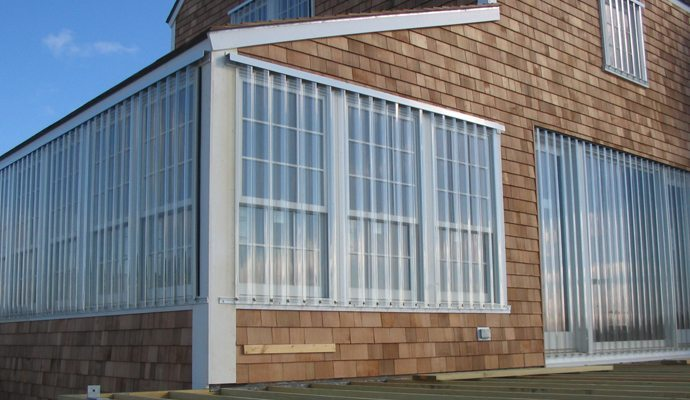 metal window storm shutters, cost storm shutters, working storm shutters