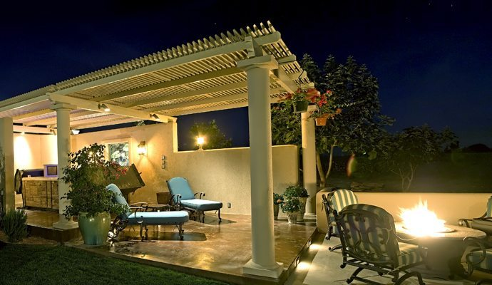 Louvered Patio Cover, Shade and Shutter Systems