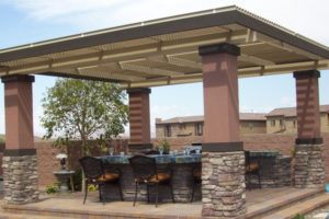 Pergolas, Gazebos, Louvered Patio Covers, Shade and Shutter Systems