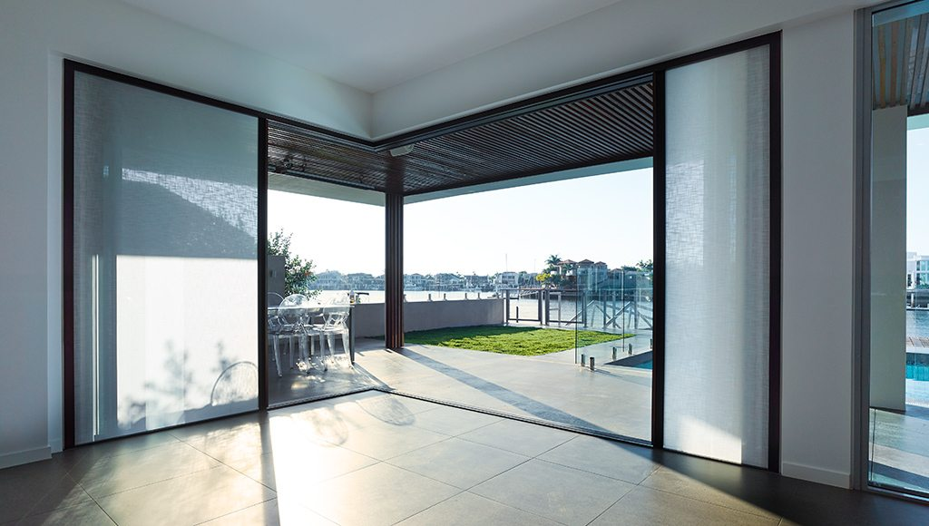 Retractable Porch Screens, Centor Screens, Shade and Shutter Systems
